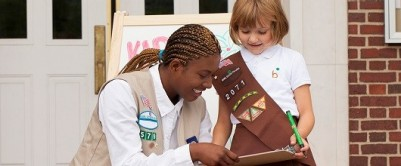 Girl Scouts prepares girls for a lifetime of leadership, success and adventure.