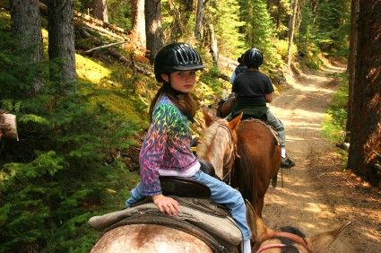 horseback riding image